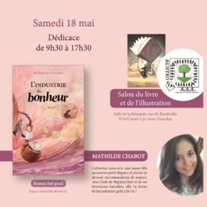 Salon du livre en Essonne