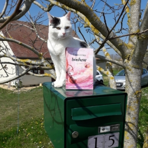 Envoi de livre dédicacé par la poste