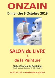 Salon du livre dans le Loir et Cher