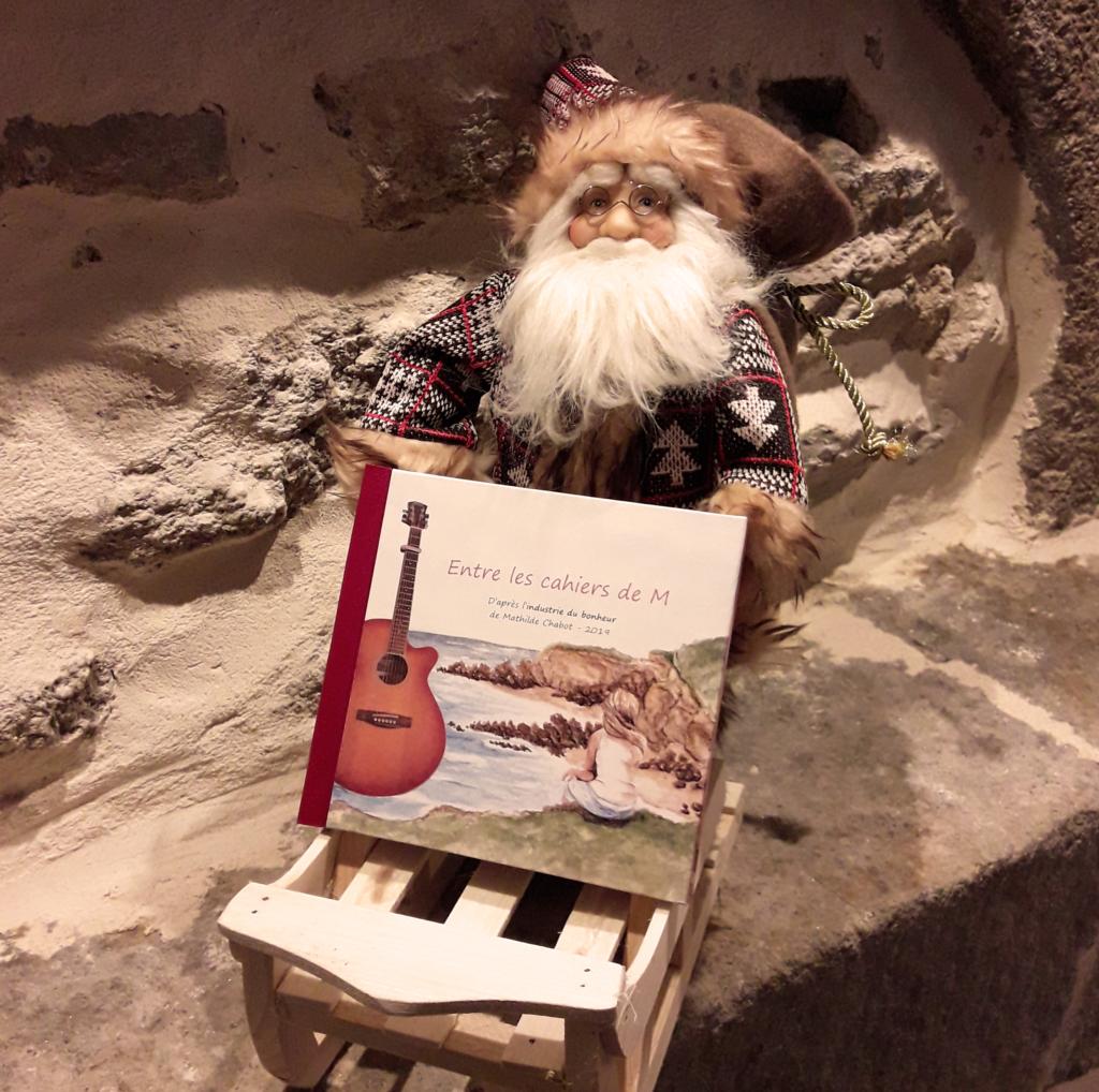 Père Noel et son traineau